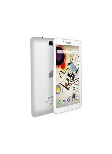 """Reeder Reeder M7 Go 8Gb 7"""" Ips Beyaz Tablet Beyaz"""